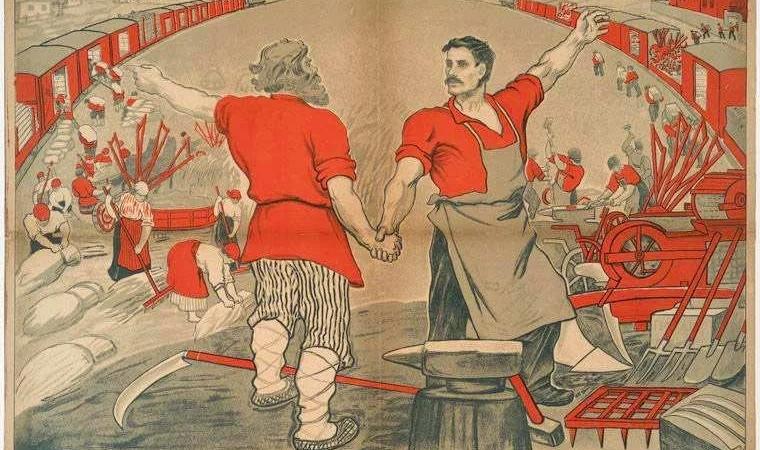 Госсоциализм – это половина социализма. Народный социализм Александра Рязанова